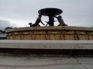 Fontaine de Triton