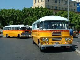 Anciens bus