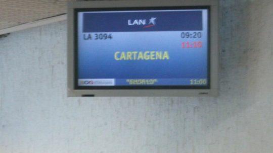 Ma semaine à Carthagène des Indes