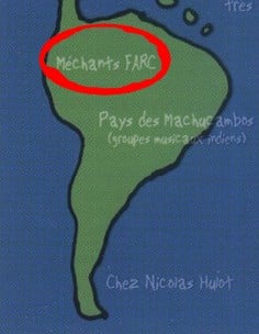 L'Amérique Latine vue par les Français
