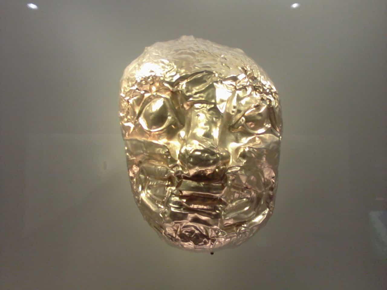Le musée de l'or – Bogotá