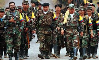 Des FARC