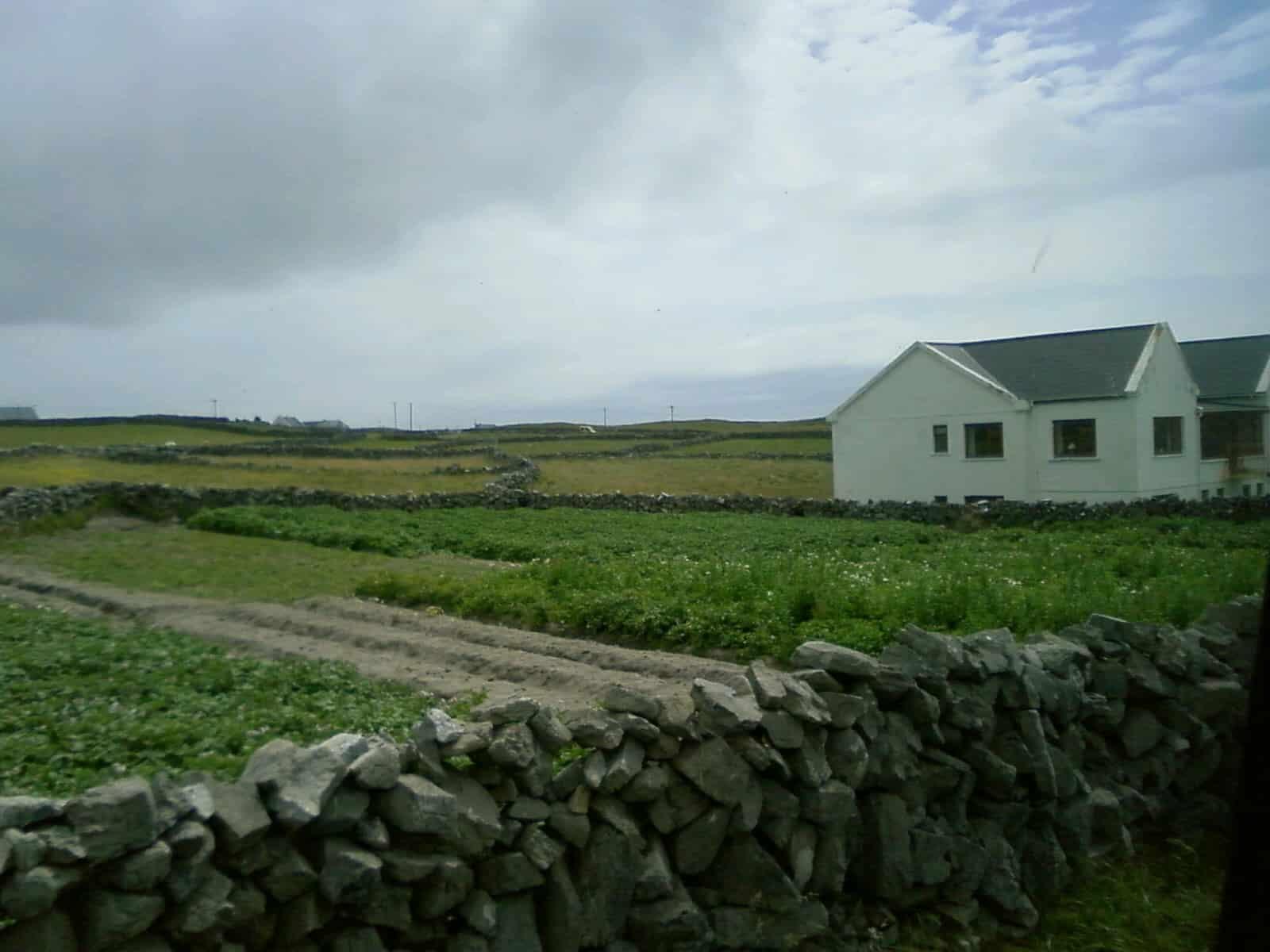 Les îles d'Aran – Irlande