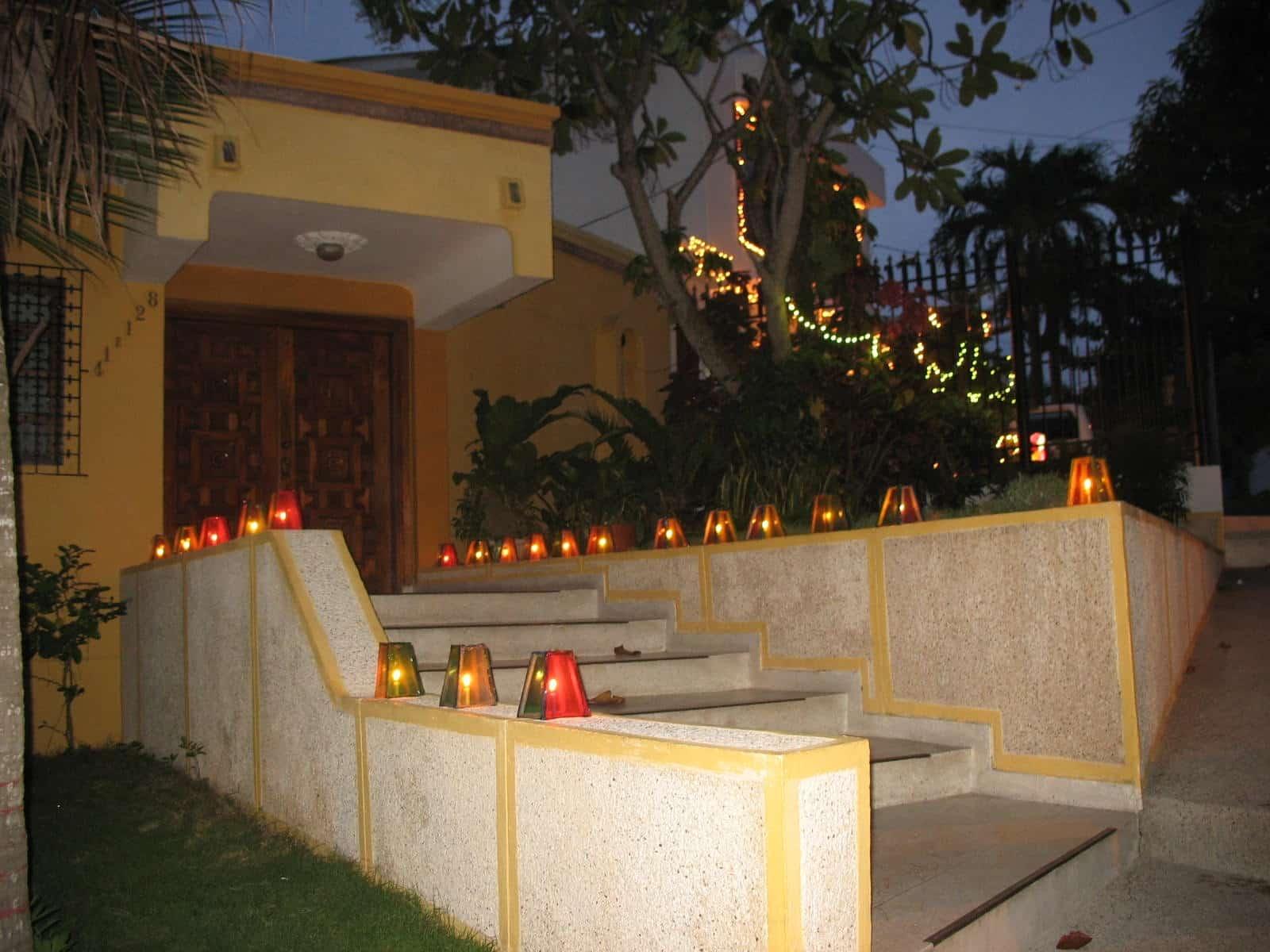 7 décembre: Journée des Bougies (Día de las Velitas)