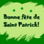 17 mars: la Saint Patrick