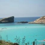Comino, Blue Lagoon (Lagon bleu) – Malte