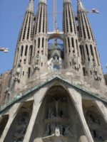 La Sagrada Familia, symbole de Barcelone – Espagne