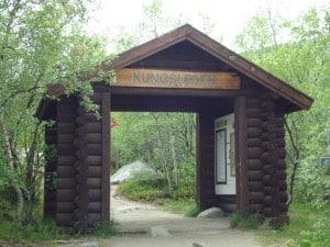 parc national abisko