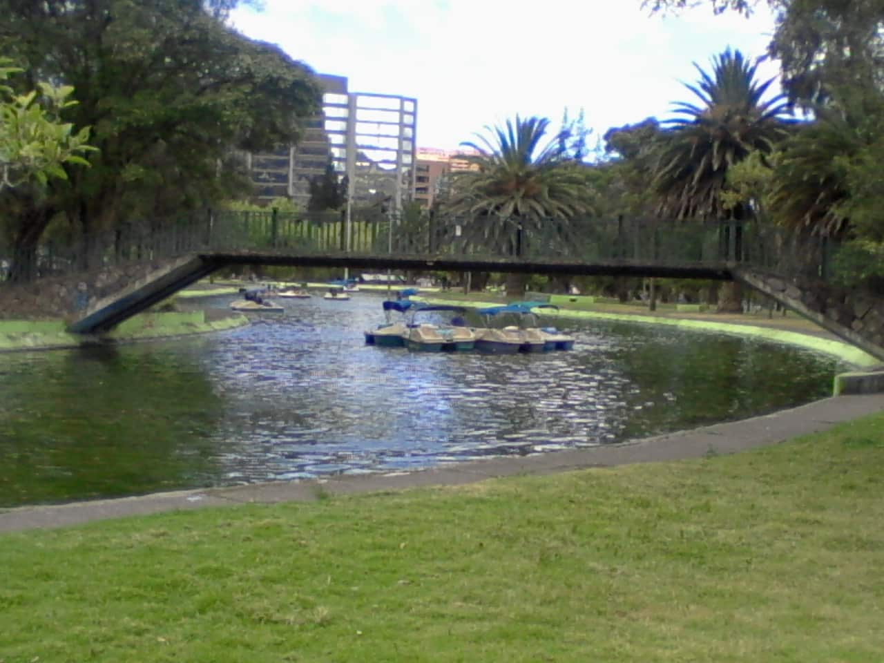 Parc La Carolina – Quito