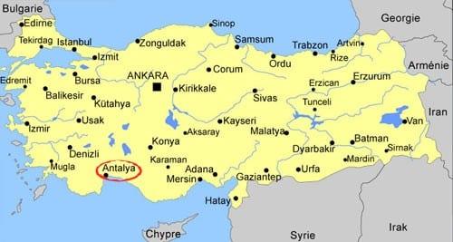 Turquie – Antalya