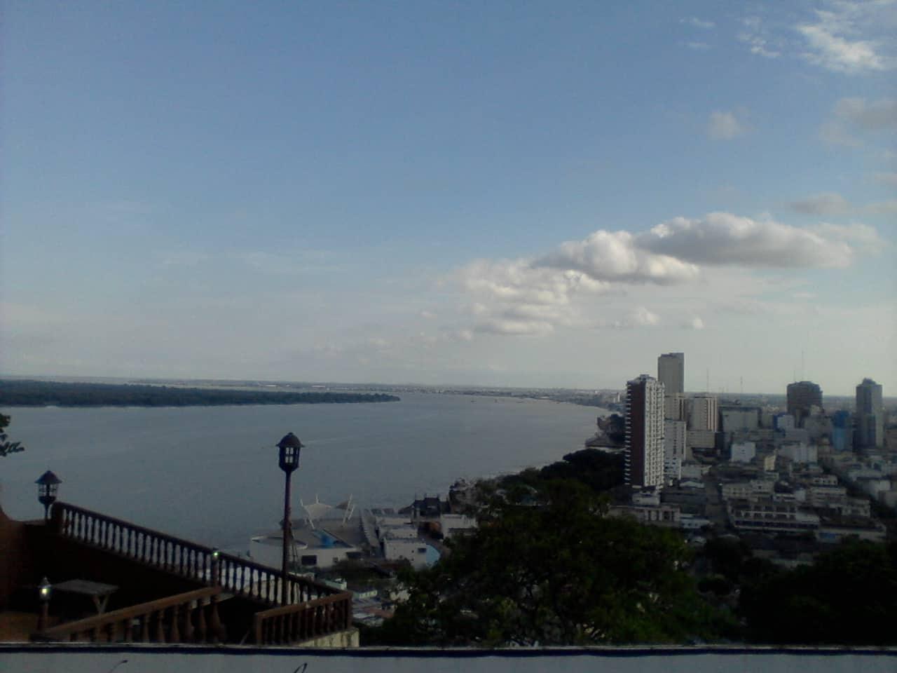 Las Peñas, Guayaquil – Equateur – Un quartier qui grimpe!
