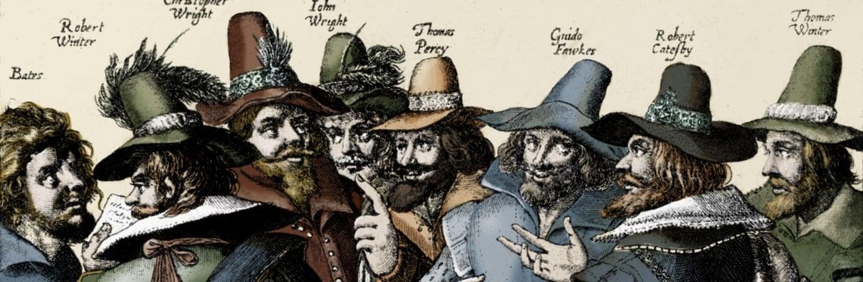 Guy Fawkes au Royaume-Uni, mais c'est qui?