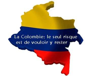 Colombie: fini la poudre… aux yeux!