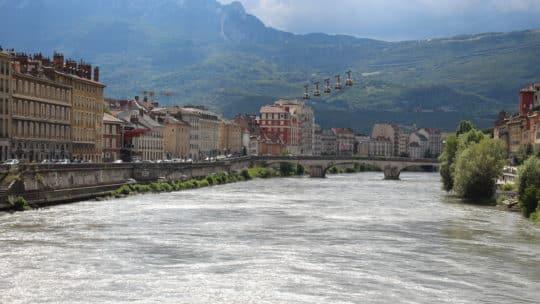 Un jour à Grenoble