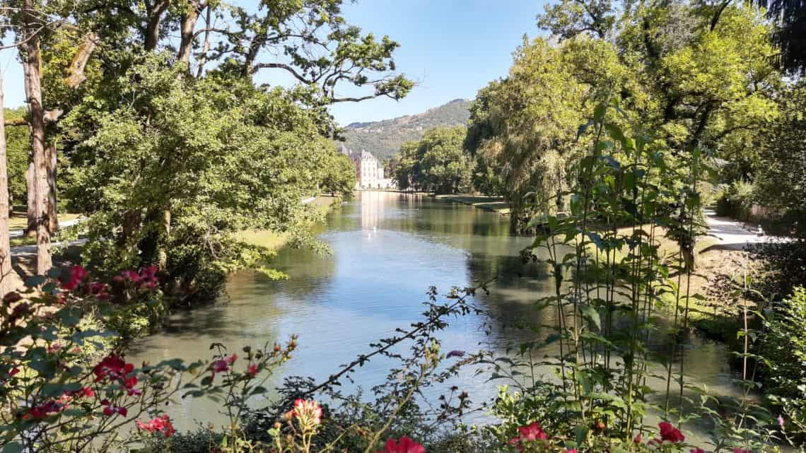 Grenoble jour 2 – Domaine de Vizille