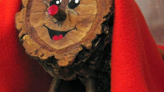 Le Tió de Nadal, la bûche de Noël catalane