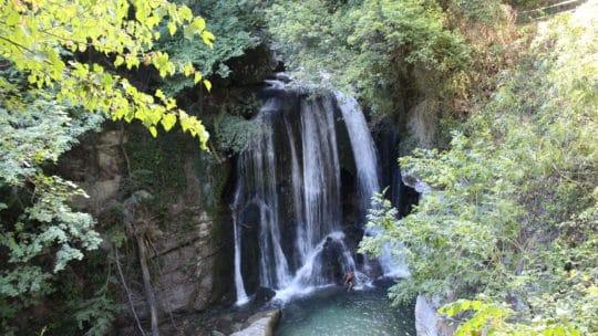 Grenoble jour 3 -Les Gorges du Furon