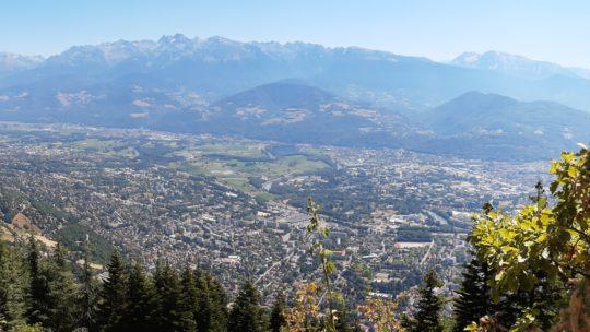 Grenoble jour 4: randonnée (infernale) au Mont Rachais