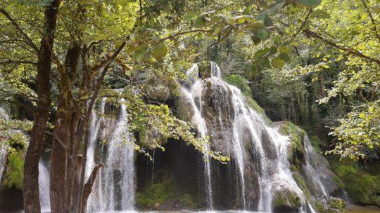Cascades des Tufs – Arbois